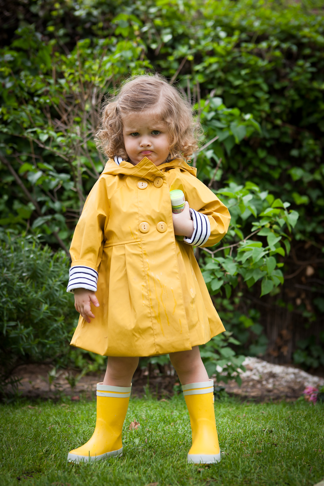 Macs And Wellies For Muddy Puddles Alioli Kids